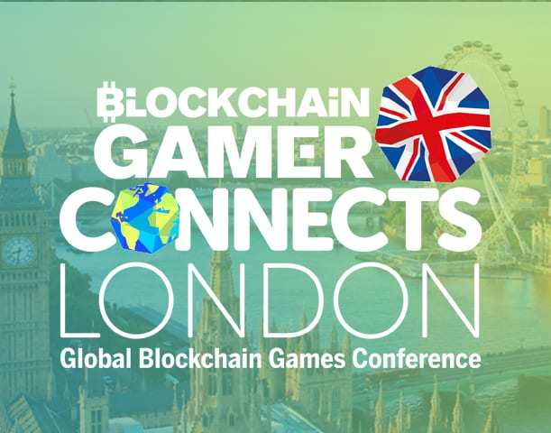 Blockchain Gamer Connect London