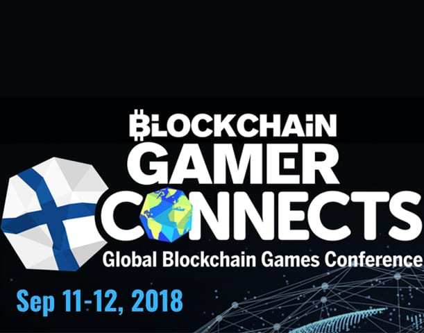 Blockchain Gamer Connect Helsinki
