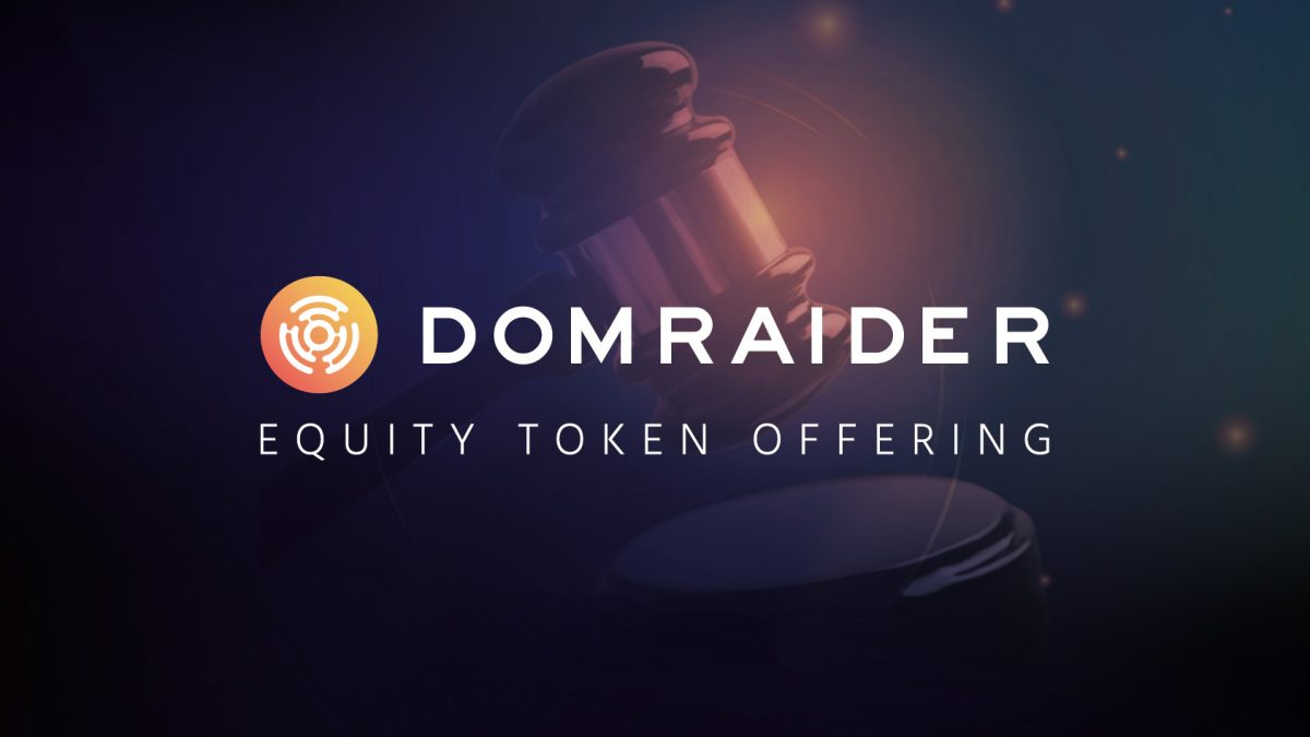 Equity Token Offering